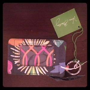 BNWT Vera Bradley card holder